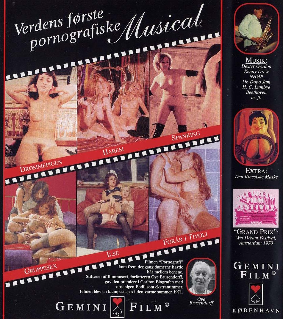 Pornography: A Musical (1971) - Reissue [Edited Ver.] [Watch & Download]