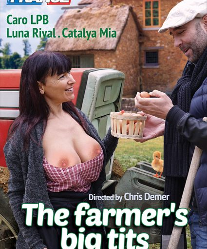 French Farmer MILF and her Big Tits