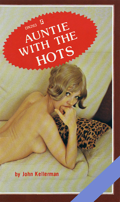 Dn-263 Step-Auntie with the hots (John Kellerman) (1977) [E-Book] [Download]