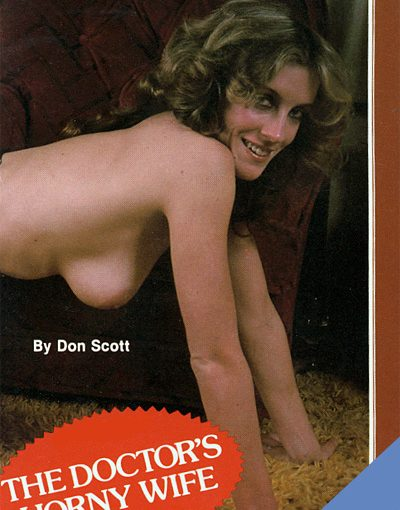Dn-351 The doctor's horny wife (Don Scott) (1981) [E-Book] [Download]